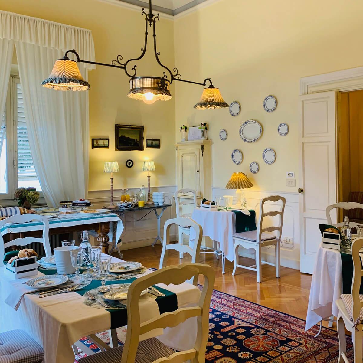 Villa la Moresca Relais de Charme B&B